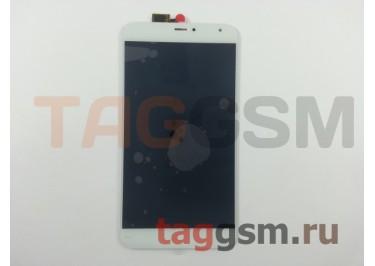 Дисплей для Meizu MX4 + тачскрин (белый)