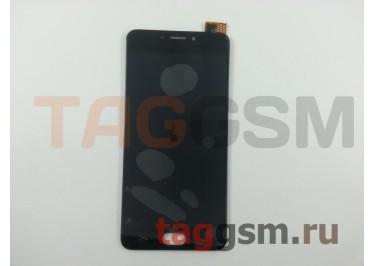 Дисплей для Meizu M6 + тачскрин (черный)