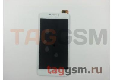 Дисплей для Meizu M6 + тачскрин (белый)