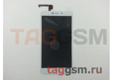 Дисплей для Xiaomi Redmi 4 Pro + тачскрин (белый)