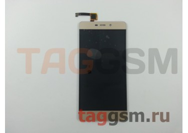 Дисплей для Xiaomi Redmi 4 Pro + тачскрин (золото)