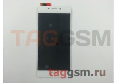 Дисплей для Meizu M6 Note + тачскрин (белый)