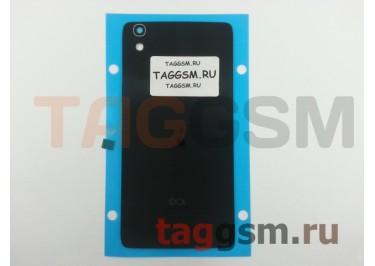 Задняя крышка для Alcatel OT-6055K Idol 4 (черный)