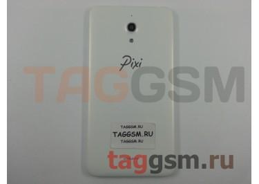 Задняя крышка для Alcatel OT-8050D Pixi 4 (белый)