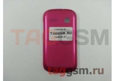 Задняя крышка для Alcatel OT-4033D / 4033X Pop C3 (розовый)