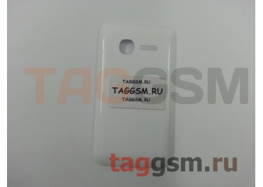 Задняя крышка для Alcatel OT-4010D TPop (белый)