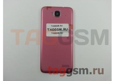 Задняя крышка для Alcatel OT-6012D / 6012X Idol mini (розовый)