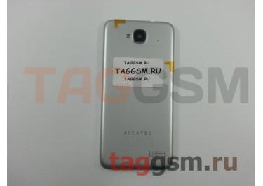 Задняя крышка для Alcatel OT-6012D / 6012X Idol mini (серебро)