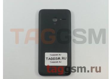 """Задняя крышка для Alcatel OT-5017D / 5019D Pixi 3 (4.5"""") (черный)"""