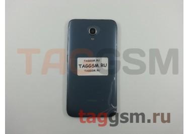 Задняя крышка для Alcatel OT-6050Y Idol 2S (синий)
