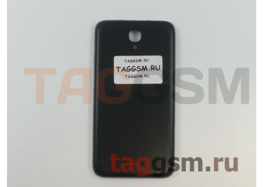 Задняя крышка для Alcatel OT-5010D Pixi 4 (черный)