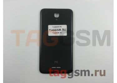 Задняя крышка для Alcatel OT-5012 Pixi 4 (черный)