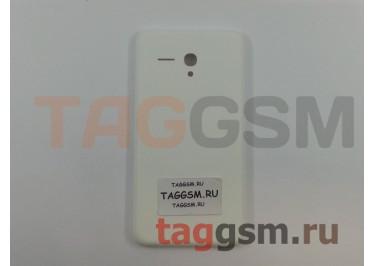 Задняя крышка для Alcatel OT-5054D Pop 3 (белый)