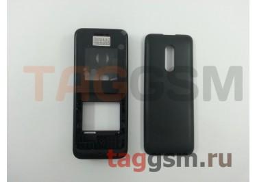 Корпус Nokia 105 со средней частью (черный)