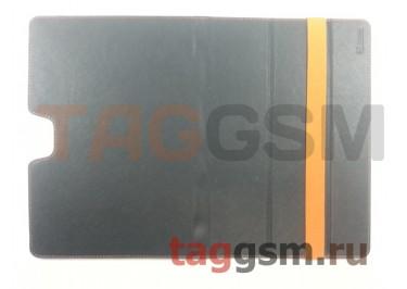 Сумка футляр-книга универсальная 10,1 (по кожу, черная) ST Case