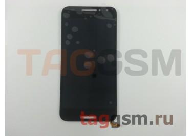 Дисплей для Alcatel OT-5046D A3 + тачскрин (черный)