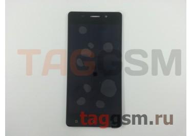 Дисплей для Highscreen Power Ice + тачскрин (черный)