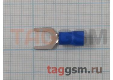 Наконечник вилочный изолированный (диаметр 6,5 мм, сечение 1,5-2,5 мм2)