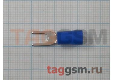 Наконечник вилочный изолированный (диаметр 4,3 мм, сечение 1,5-2,5 мм2)