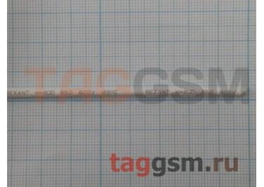 Термоусадочная трубка (2,0 мм  /  1,0 мм, длина 1м, белая) Rexant