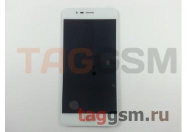 "Дисплей для Asus Zenfone 3 Max (ZC520TL) 5,2"" + тачскрин (белый)"