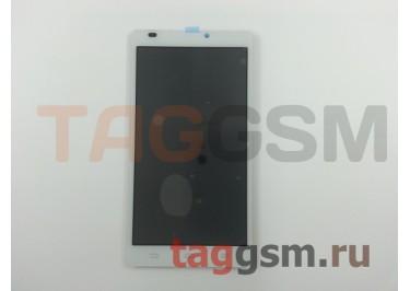 Дисплей для ZTE Blade L2 + тачскрин (белый)