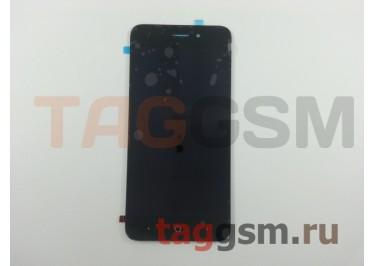Дисплей для ZTE Blade A601 + тачскрин (черный)