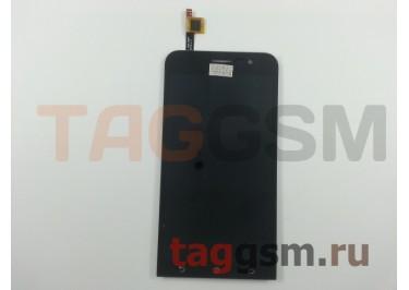 Дисплей для Asus Zenfone Go (ZB500KL) + тачскрин (черный)