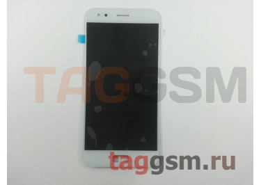 Дисплей для Asus Zenfone 4 (ZE554KL) + тачскрин (белый)