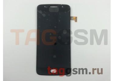 Дисплей для Motorola Moto G5s (XT1792 / XT1793 / XT1794) + тачскрин (черный)