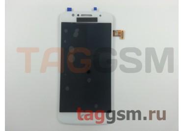 Дисплей для Motorola Moto G5s (XT1792 / XT1793 / XT1794) + тачскрин (белый)