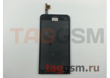 Дисплей для Asus Zenfone Go (ZB500KG) + тачскрин (черный)