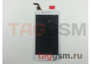 Дисплей для Huawei Honor 6A + тачскрин (белый)
