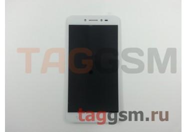 Дисплей для Asus Zenfone Live (ZB501KL) + тачскрин (белый)