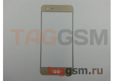 Стекло для Huawei Honor 9 (золото)