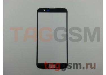 Стекло для LG K410 K10 / K430DS K10 LTE (черный)