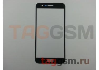 Стекло для LG M250 K10 (2017) (черный)