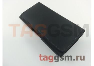 Чехол на ремень для iPhone 7 / 6 / 5 (138x67x6.9 мм) (черный) техпак