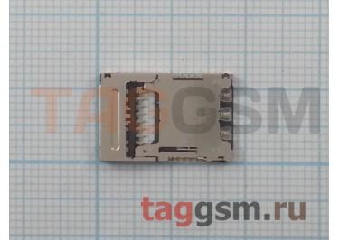 Считыватель SIM + MicroSD карты для LG H961S / K200DS / X240 / K350E / K410 / K430DS (V10 / X style / K8 LTE / K10 / K10 LTE)
