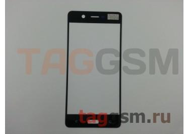 Стекло для Nokia 5 (черный)