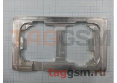 Форма для склеивания дисплея и стекла Samsung i9300 Galaxy S3 (алюминий)