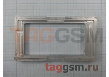 Форма для склеивания дисплея и стекла Samsung A300 Galax A3 (алюминий)