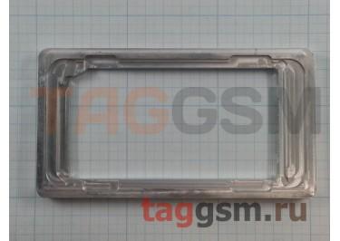 Форма для склеивания дисплея и стекла Samsung G900 Galaxy S5 (алюминий)