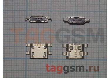 Разъем зарядки для Alcatel OT 4014D / 4013D / 4015D / 4015X / 4018D / 4032D / 4033D / 4035D / 4045D / 5019D / 5050X / 5054D / 6012D / 6012X / 6016D / 6016X / 6035R / 6058D / 7043K / 7043Y / 7050Y / 8020D / 8030Y / P330X / P360X