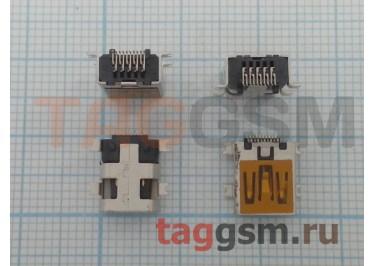 Разъем зарядки для Alcatel / Philips Mini USB 10pin тип 3