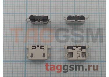 Разъем зарядки для Alcatel OT 4030 / 5020 / 5025D / 5036D / 5036X / 5038D / 6010 / 6010D / 6030 / 6036Y / 6037Y / 6040D / 6043D / 6050Y / 7025 / 8000 / 8008
