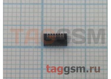 Коннектор универсальный 13pin 3x5.4mm (откидной)