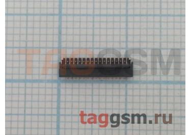 Коннектор универсальный 31pin 3x10.8mm (откидной)