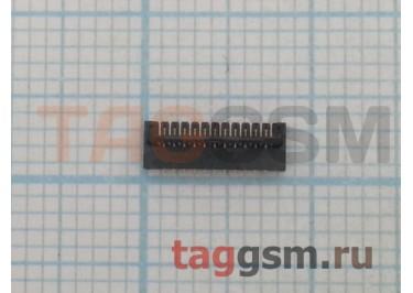 Коннектор универсальный 23pin 3x8.4mm (откидной)