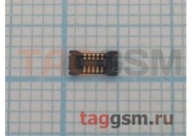 Коннектор тачскрина для Xiaomi Note 10pin